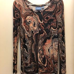 Simply Vera Wang shirt size small